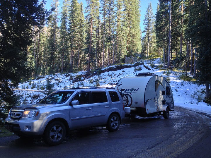 Mountain Towing With Honda Pilot - R-pod Owners Forum - Page 1