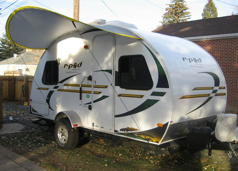 """New R-Pod """"Visor"""" Awning - R-pod Owners Forum - Page 1"""
